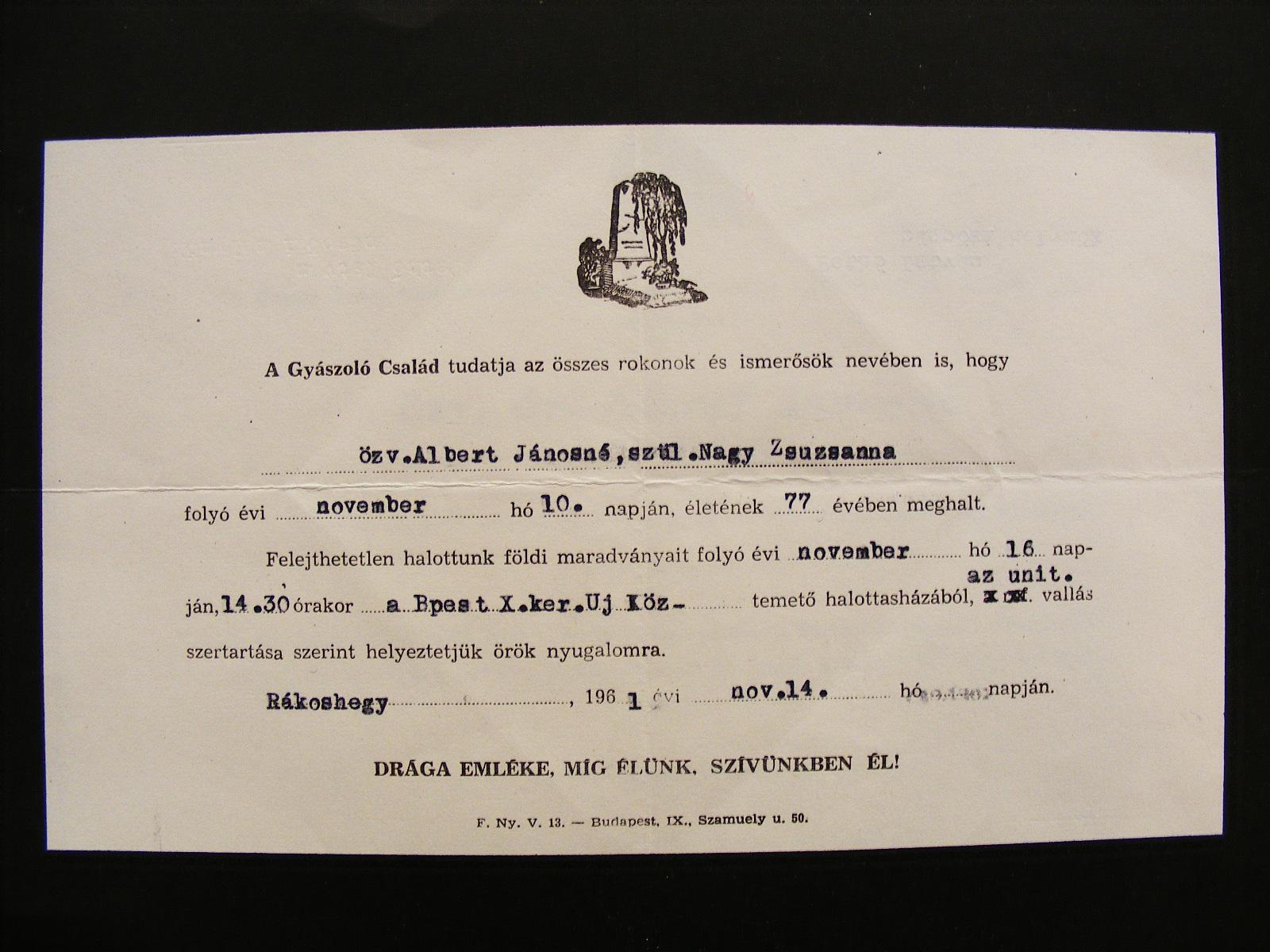 Forró üdvözlettel kezdte képeslapját egy ismerôsöm, - PDF Free Download